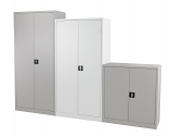 Double Door Steel Cupboards