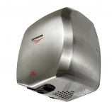 Levante 0.8kW Energy Efficient Automatic Hand Dryer Stainless Steel