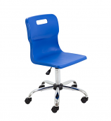 Titan Swivel Chairs With Castors
