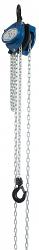 Tralift Hand Chain Block - Silver Chain