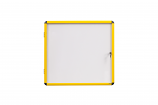 Ultrabrite Magnetic Whiteboard Display Case