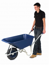110 Litre 'Hefty' Wheelbarrow