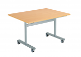 Rectangular Flip Top Conference Tables