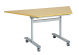 Trapezoidal Flip Top Conference Tables