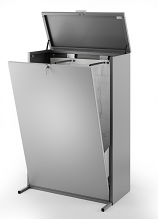 Anti Tilt Drawing Cabinet