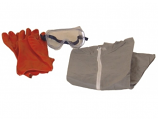 Goggles Gloves and Oversuit Pack