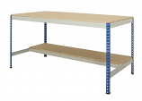 Anco Rivet Workbenches - Half Undershelf