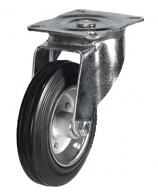 Light Duty Top Plate Castors
