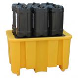 Fentex 1 Drum Bunded Spill Pallet