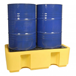 2 Drum Bunded Spill Pallet