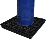 Economical 4 Drum Spill Pallet