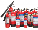 Fire Extinguishers - AFF Foam