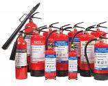 Fire Extinguishers - ABC Powder