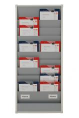 Document & Clipboard Rack