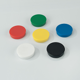 Coloured Magnets - Pack of 10