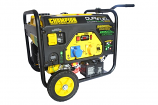 Champion 2800 Watt Dual Fuel Generator with Electric Start