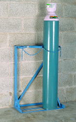 Gas Cylinder Storage - Single Sided