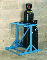 Gas Cylinder Storage - Low Height