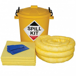 Chemical  Spill Kit in Plastic Drum 60Litres
