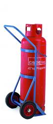 Propane Cylinder Trolley - 570L x 550W x 1310Hmm