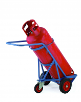 Propane Cylinder Trolley - 730 x 530W x 1310Hmm