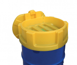 Drum Funnel with Hinged lid
