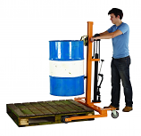 Drum Lifter Suitable For Euro & UK Pallets