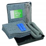 30L EVO Universal Spill Kit in Clip-Close Plastic Bag + Drip Tray