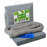 Universal Spill Kit in Clip Top Bag - 20L Once Only Kit