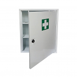 First Aid Cabinet Lockable & Metal