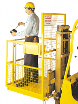 Standard Duty Fork Lift Cage - 1780Hmm
