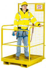 Economy Fork Lift Cage - 1900Hmm