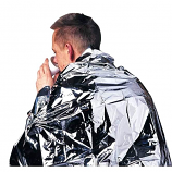 Disposable Heat Retaining Adult Foil Blanket (Pack of 10)