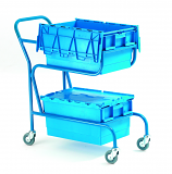 Distribution Container Trolley