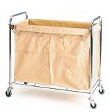 Rectangular Laundry Trolley