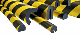 Traffic Line - Polyurethane Foam Impact Protection for Pipes