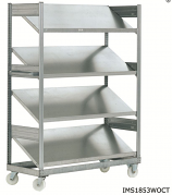 Mobile Inclined Shelving