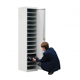 Laptop Lockers 1800H x 380W x 450Dmm 1 Door