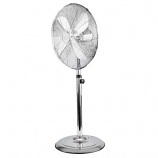 Levante 16 Inch Oscillating Metal Pedestal Fan