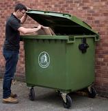 660 Litres Industrial Waste Bins