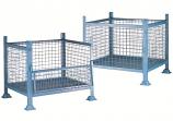 Mesh Box Pallet - 500kgs Capacity