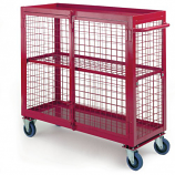 Security Distributions Trolley