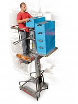 Order Picking Machines & Access Platforms