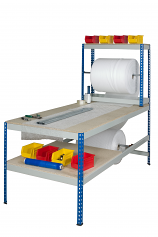 Anco Rivet Racking Packing Workstations