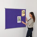 Colourplus Noticeboards - Aluminium Frame