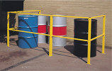 Modular Barrier Systems - 1000mmL - Standard