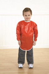 School Aprons PVC Apron Overalls - Pack of 10
