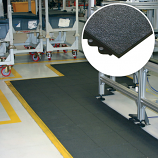 Solid Fatigue Step Floor Matting