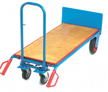 Heavy Duty Three Way Truck - 9mm Exterior Plywood Platform