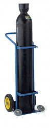 Oxygen Cylinder Trolley - Max Size: 230mm